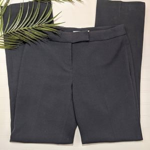 CAbi Charcoal Straight Trousers